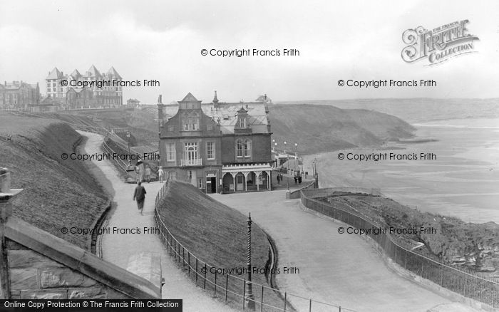 Photo of Whitby, The Spa 1925