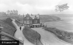 Whitby, The Spa 1925