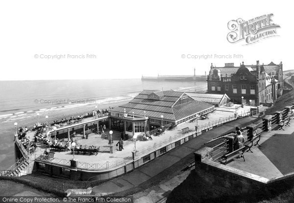 Photo of Whitby, The Spa 1927