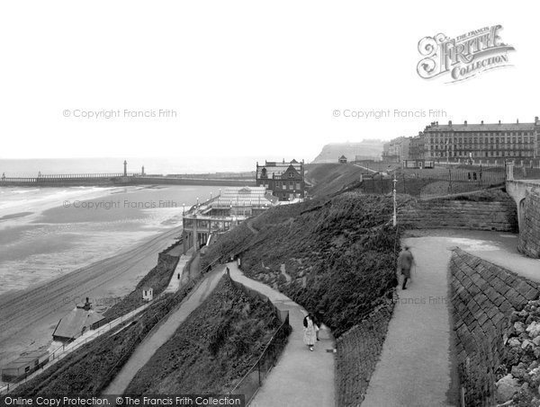 Photo of Whitby, The Spa And Pier Extensions 1925