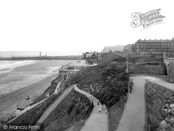 Whitby, The Spa And Pier Extensions 1925