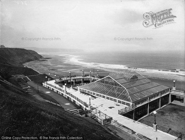 Photo of Whitby, The Spa Pavilion 1925
