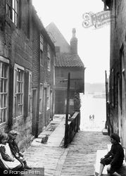 Whitby, Tin Ghaut 1913