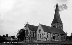 Whitchurch, All Hallows Church c.1939