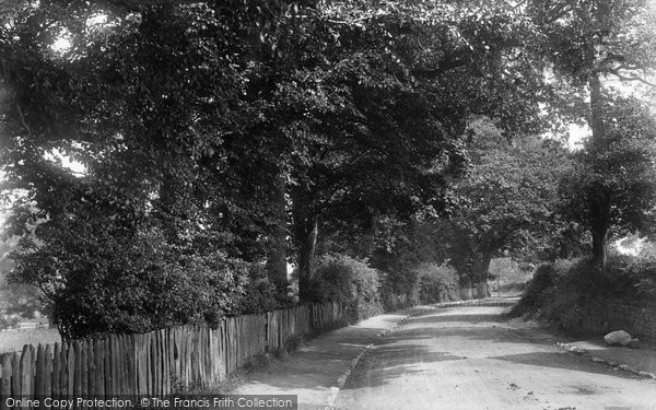 Photo of Whitchurch, Alport Road 1901