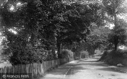 Whitchurch, Alport Road 1901