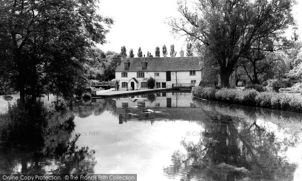 Whitchurch,Bere Mill c1965,Hampshire