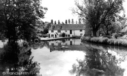 Whitchurch, Bere Mill c.1965
