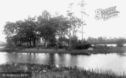 Whitchurch, Brown Moss Mere 1901