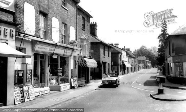 Photo of Whitchurch, c.1965