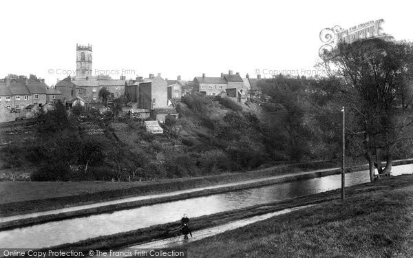 Photo of Whitchurch, Canal 1903
