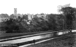 Whitchurch, Canal 1903
