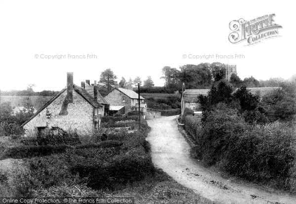 Photo of Whitchurch Canonicorum, The Village 1903