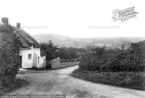 Photo of Whitchurch Canonicorum, Village 1903