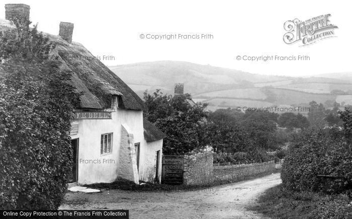 Photo of Whitchurch Canonicorum, Village 1903