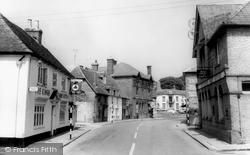 Whitchurch, Church Street c.1960
