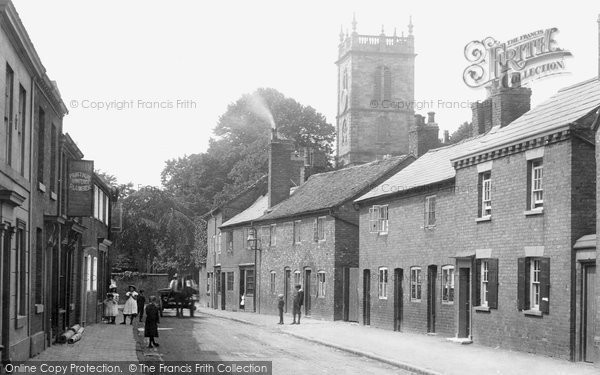 Photo of Whitchurch, Claypit Street 1901