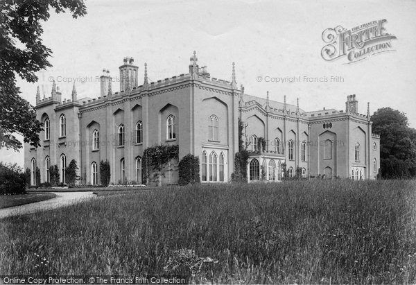 Photo of Whitchurch, Combermere Abbey 1906