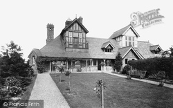 Whitchurch, Cottage Hospital 1898