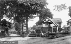 Whitchurch, Doddington Fountain 1901