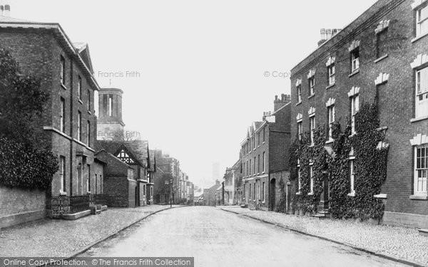 Photo of Whitchurch, Dodington 1903
