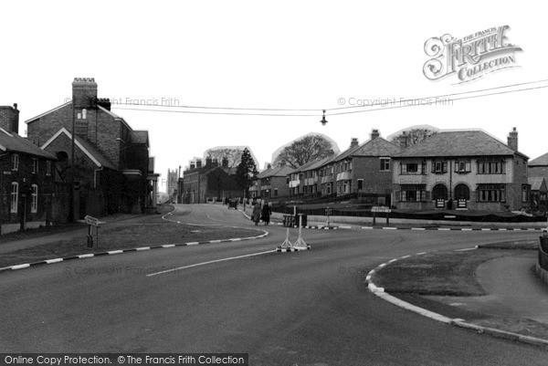 Photo of Whitchurch, Dodington c.1950