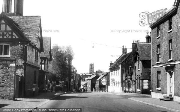 Photo of Whitchurch, Dodington c.1960