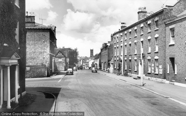 Photo of Whitchurch, Dodington c.1965
