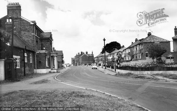 Photo of Whitchurch, Dodington c.1965