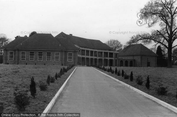 Whitchurch, Grammar School c.1950