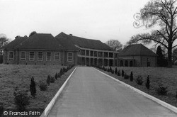 Whitchurch, Grammar School c.1950