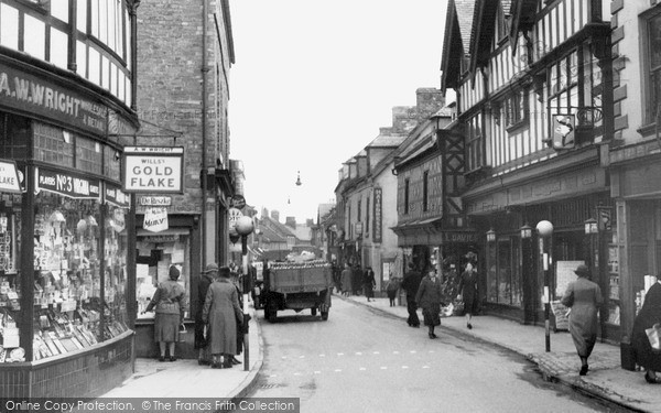 Photo of Whitchurch, Green End c.1950