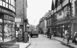 Whitchurch, Green End c.1950