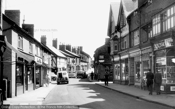 Photo of Whitchurch, Green End c.1955