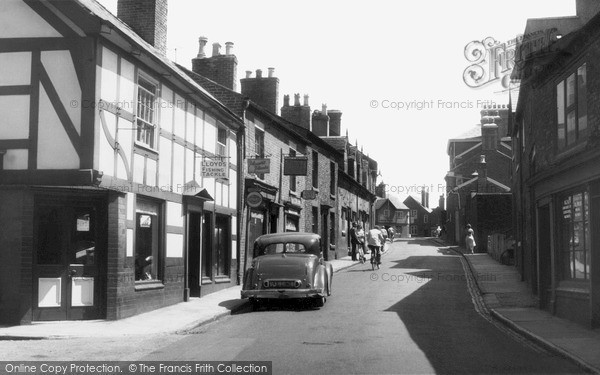 Photo of Whitchurch, Green End c.1960