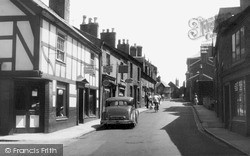 Whitchurch, Green End c.1960