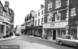 Whitchurch, Green End c.1965