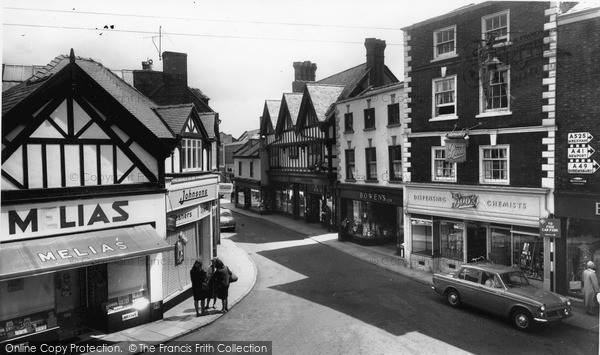 Photo of Whitchurch, Green End c.1965