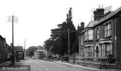 High Street c.1955, Whitchurch