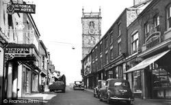 Whitchurch, High Street c.1955