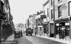 Whitchurch, High Street