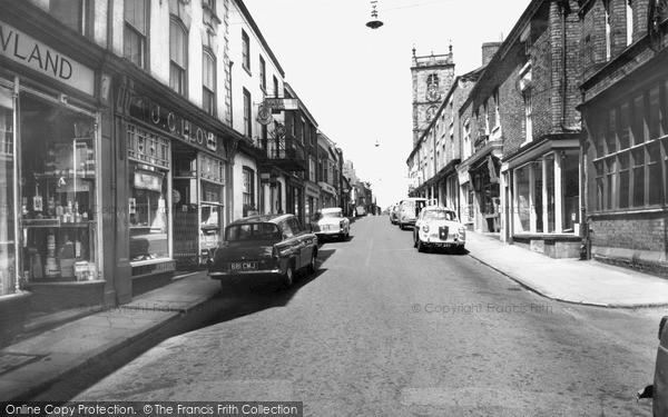Photo of Whitchurch, High Street c.1960