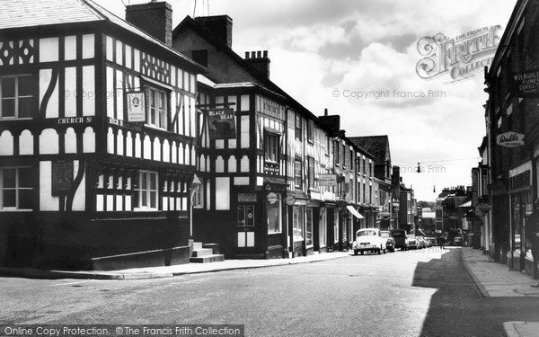 Photo of Whitchurch, High Street c.1965