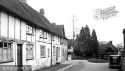 Market Hill c.1955, Whitchurch