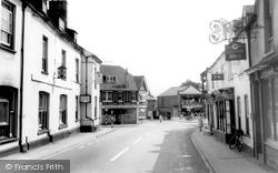 Whitchurch, Newbury Road c.1960