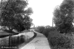 Whitchurch, On The Canal 1901