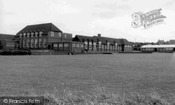Whitchurch, Senior Modern School c.1955