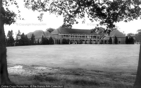 Photo of Whitchurch, Sir John Talbot's Grammar School c.1965