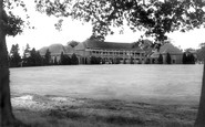 Whitchurch, Sir John Talbot's Grammar School c1965