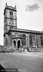 Whitchurch, St Alkmund's Church c.1955